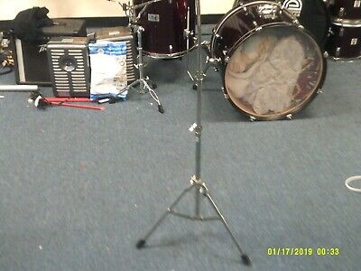 percussion plus cymbal stand