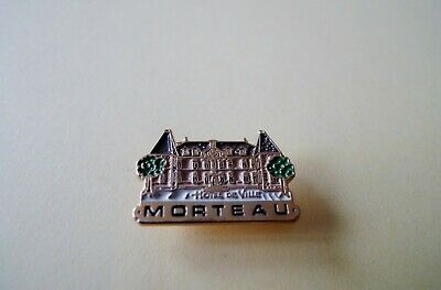 Pins Pin's Ville Tourisme Morteau