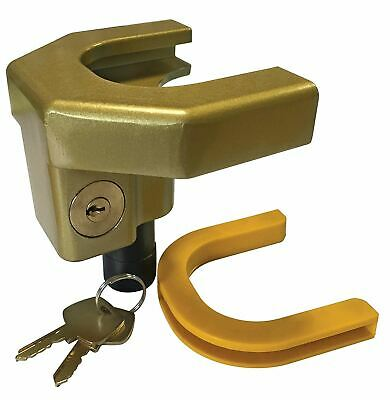 Streetwize Trailer Caravan Towing Heavy Duty 50mm Tow Ball Hitch Security Lock