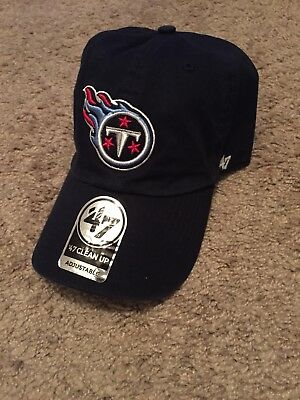 check out 158f9 c3294 47 Brand Tennessee Titans Clean Up Hat