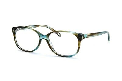 5ef412d8e58e New Authentic Tiffany   Co TF 2097 8124 Ocean Turquoise 52mm Eyeglasses  Italy RX