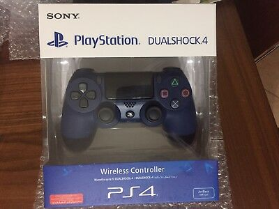 Controller PS4 DualShock 4 V2  Midnight Blue