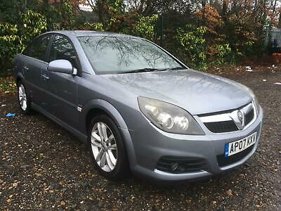 Vauxhall/Opel Vectra 1.8i VVT ( 140ps ) ( Exterior pk ) 2007 SRi BUY NOW