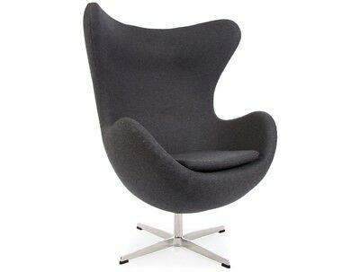 Type Egg Ball 439 Fauteuil Gris Neuf Arne Eur Design Jacobsen Swan T1uc5lFKJ3