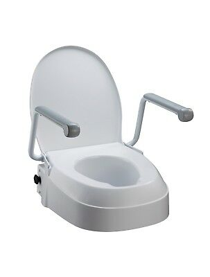 Adjustable Toilet Seat Raiser - NEW - FREE DELIVERY!
