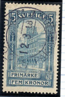 Sweden Scott # 66 Used