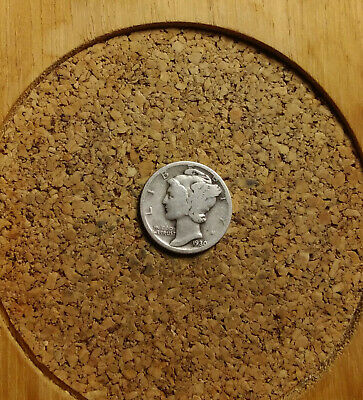 1930 P 10C Mercury Dime 90% Silver US Coin ME1842 OLD (TUCK) FREE FAST SHIPPING