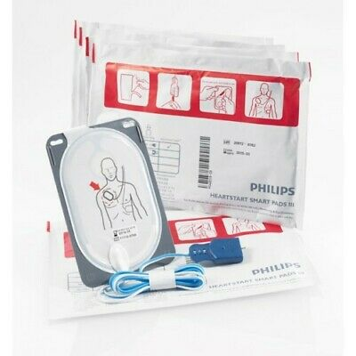 Philips Heartstart FR2 / FR3 Adult Smart Electrode Pads III