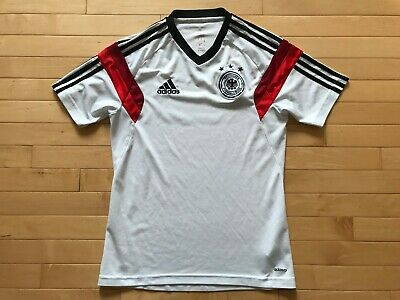 ddc07027c Adidas Germany National Team Soccer Jersey Size Small Men s Fifa World Cup
