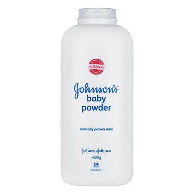 NEW Johnson's Baby Powder Economy Safe Gentle And Mild Dermatologist-Tested 400g