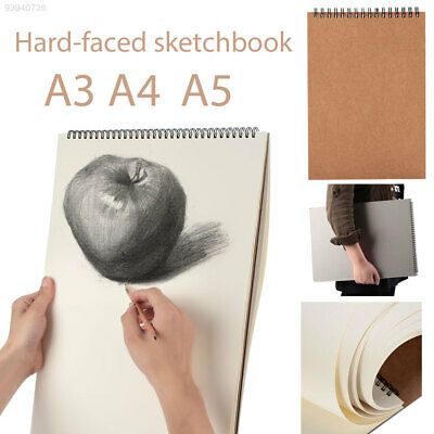 FC99 Professional Art Supplies Sketchbook Student Lettering Hard Cover