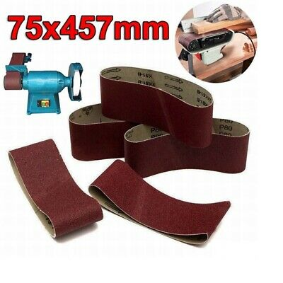 Sanding Belts Metal Grinding Sander Tool Metallurgy Machinery Products Special