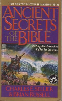 SPIRITUAL , ANCIENT SECRETS OF THE BIBLE by CHARLES SELLIER & BRIAN RUSSELL