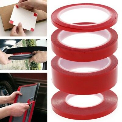 Double Sided Super Sticky Heavy Duty Red Adhesive Tape For Cell Phone LCD Repair