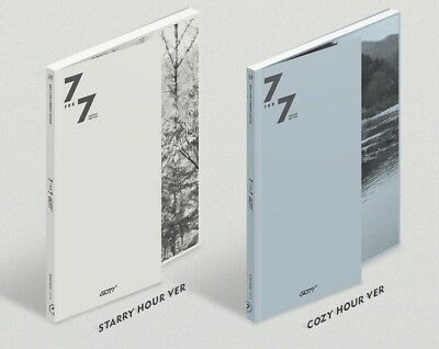 GOT7 - 7 for 7 PRESENT EDITION [Starry+Cozy ver. SET]CD+Pre-order Benefit+Poster
