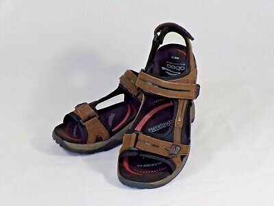 9a73f4b030e NEW Men s ABEO CAYUCOS M577 Metatarsal Brown Sandals Sz 10 New In ...