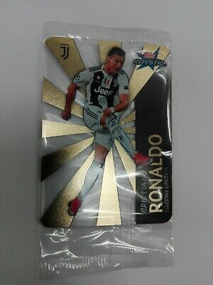 Cristiano Ronaldo Limited Card Champions League Crystal 2019 Topps