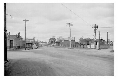 MOE Town Centre Club Hotel 2nd 1920s view modern Digital Photo  Postcard