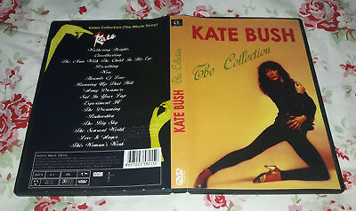 DVD Kate Bush - The Collection, The Whole Story - Rare fans edition, Very good!!