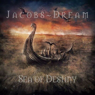JACOBS DREAM Sea of destiny CD US METAL album 2017, Eigenrelease