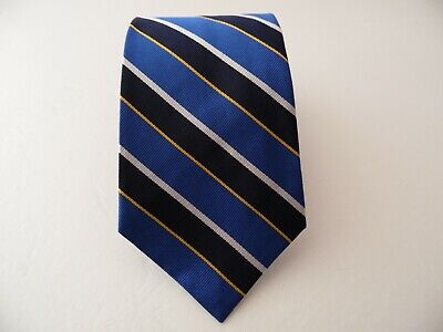 new products 5c306 98f8f POLO BY RALPH Lauren Silk Tie Seta Cravatta Made In Italy A9182