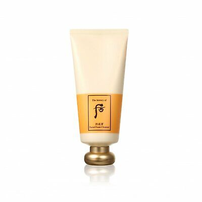 The History of Whoo Gongjinhyang Facial Foam Cleanser 180ml Limpiadore Coreano