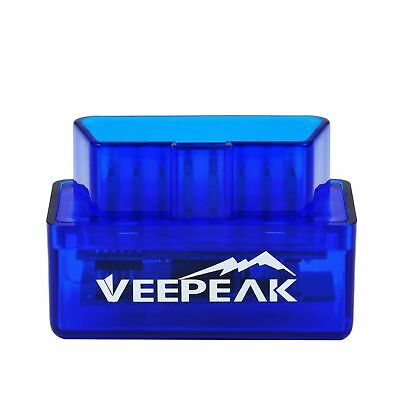 Veepeak Bluetooth OBD2 Diagnostic Scanner for Android Bluetooth 3.0 for Android