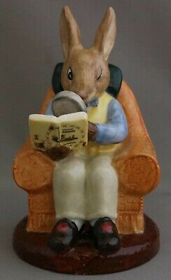 "Royal Doulton Bunnykins Figure - ""Collector"" - DB54 - *RDICC members exclusive**"