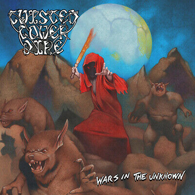 Twisted Tower Dire - Wars In The Unknown, Cd No Remorse Records Heavy 2019 New