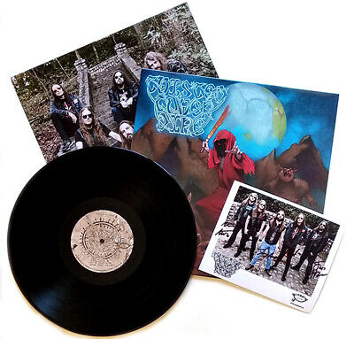 Twisted Tower Dire - Wars In The Unknown Vinyl Lp +Autographed Promo Photo 2019