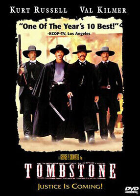 Tombstone (1993 Kurt Russell) DVD NEW