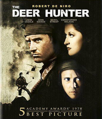 The Deer Hunter BLU-RAY NEW