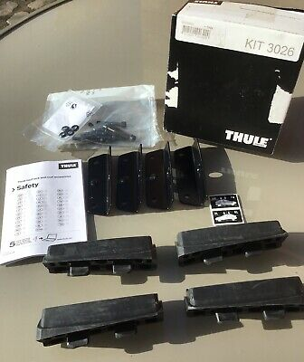 For Cars In Xt With 751 Rapid Foot Fixpoint Pack Thule Built System nOk80wPX