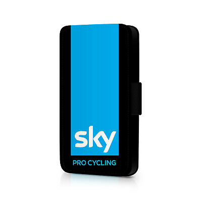 Sky Pro Cycling Logo Phone Flip Case