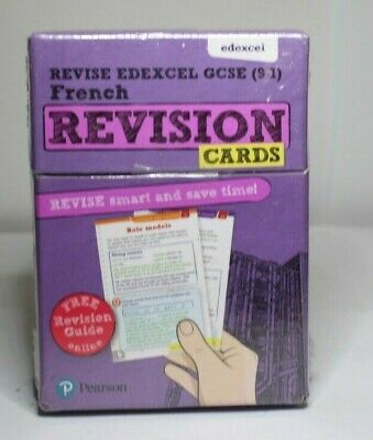 Revise Edexcel GCSE (9-1) French Revision Cards With Free Online Revision Box035