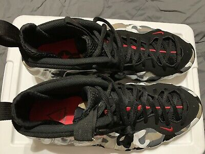 d813a84520bfe NIKE AIR FOAMPOSITE One PRM Fighter Jet 575420 001 - US13