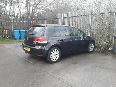 Vw golf 2011 2.0 tdi