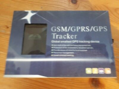 Tracking Device for Cars, Boats, Caravans Etc.GSM, GPRS, GPS.