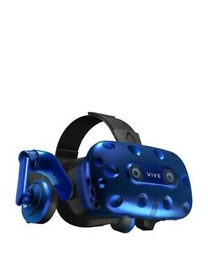 HTC Vive Pro VR Headset Blue New Unopened Free 2 Month Viveport Subscription