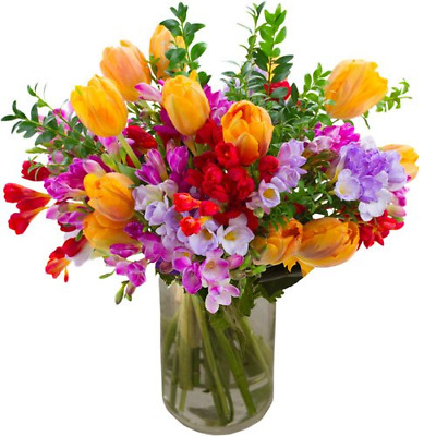 Fresh Just Because Flowers with Free Delivery - Say it with a Bouquet, Just You