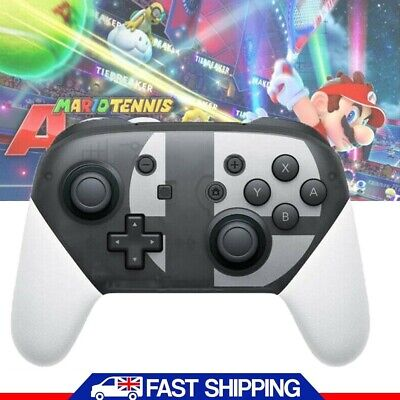 Wireless Bluetooth Controller Gamepad For Nintendo Switch Pro Super Smash Bros.