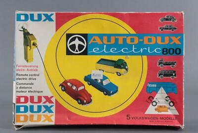 Leerverpackung Auto Dux electric 800
