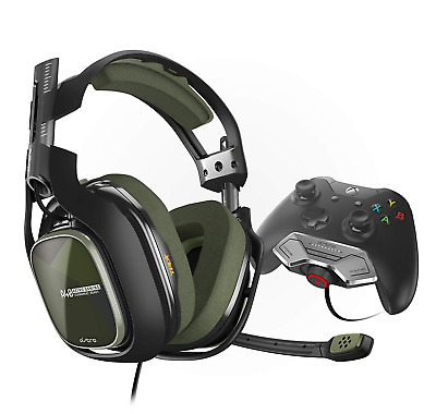 ASTRO Gaming A40 TR Wired Headset with Controller Mounted MixAmp M80 for Xbox