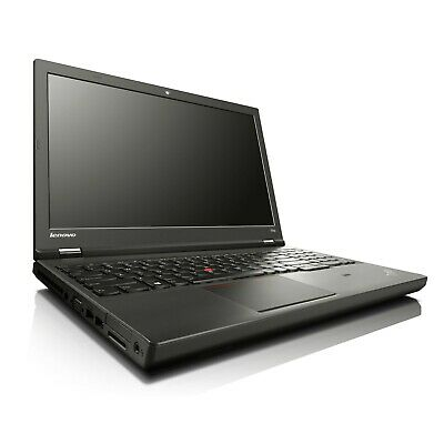 Lenovo Thinkpad T540p Intel Core i5-4200M 4GB RAM 500GB HDD Win10