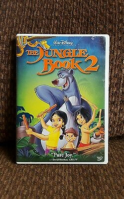 Dvd Walt Disney The Jungle Book 2 in like new condition!