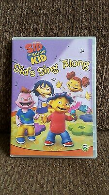 Dvd Jim Henson Sid the Science Kid Sid's Sing Along like new with bonus episode!