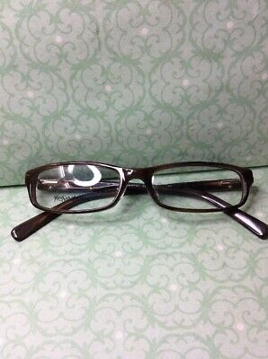 da03a19011b9 Vves Saint Laurent Eyeglasses Frame YSL2231 Brown Plastic (53 17 140)  AUTHENTIC