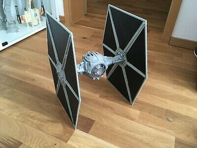 Star Wars, The Saga Collection, TIE Fighter 2006 Hasbro, Movie Large scale wings