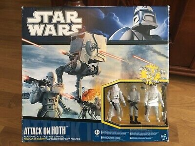 Star Wars, Legacy Collection, Battle Pack Attack on Hoth, Target Exclusive 100%
