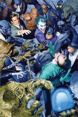Detective Comics #1000 - Trade Dress Mayhew Variant - ONLY 2500 WORLDWIDE